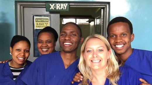 Radiology internship abroad