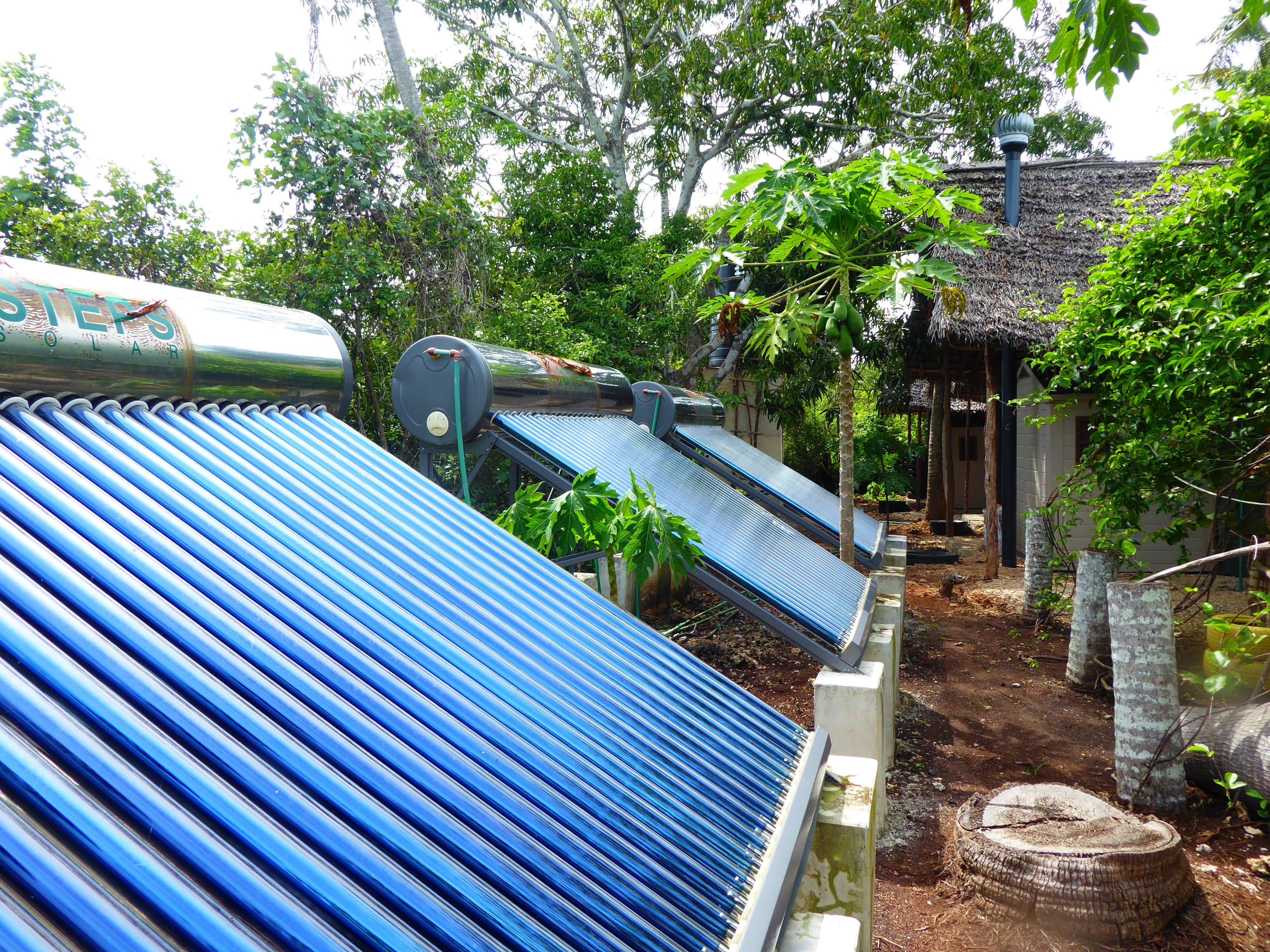 Solar Energy remote internships out of Tanzania