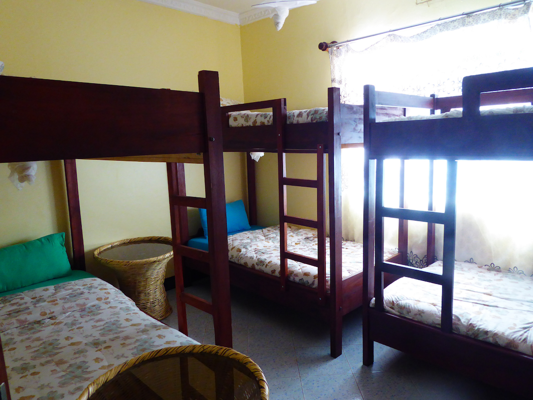 Internship accommodation dorm rooms in Tanzania, Intern Abroad HQ