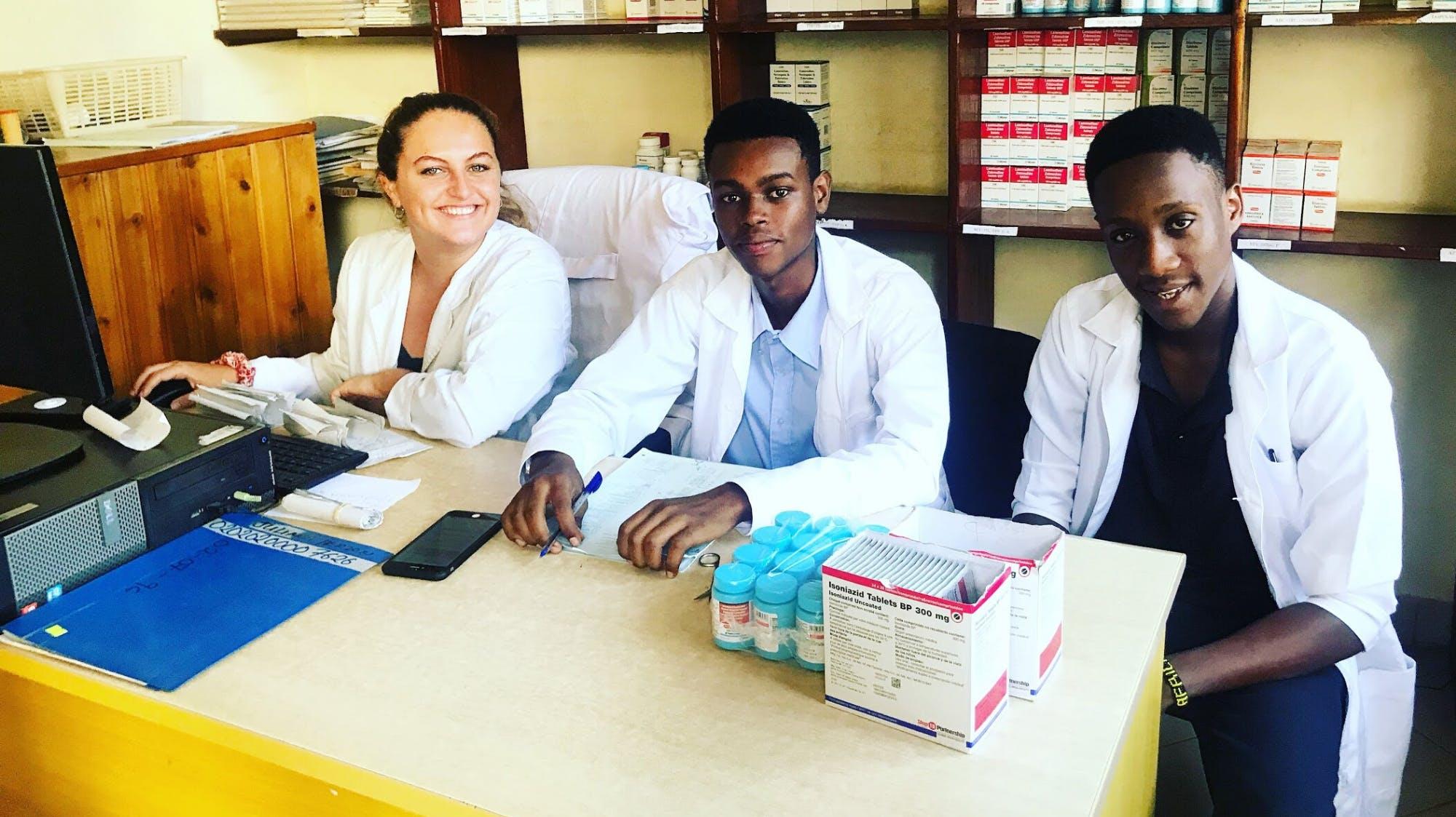Pharmacy Internships in Tanzania
