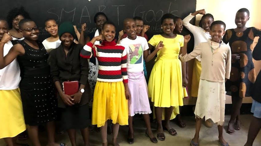 Women's Education internships in Tanzania