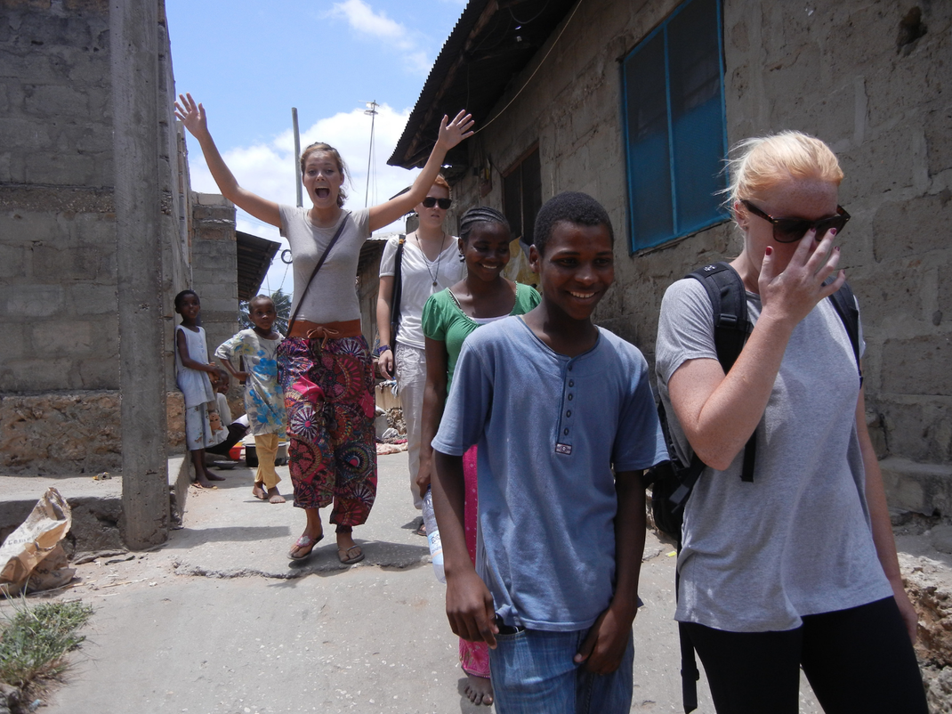 Intern in Stone Town, Zanzibar. Intern Abroad HQ