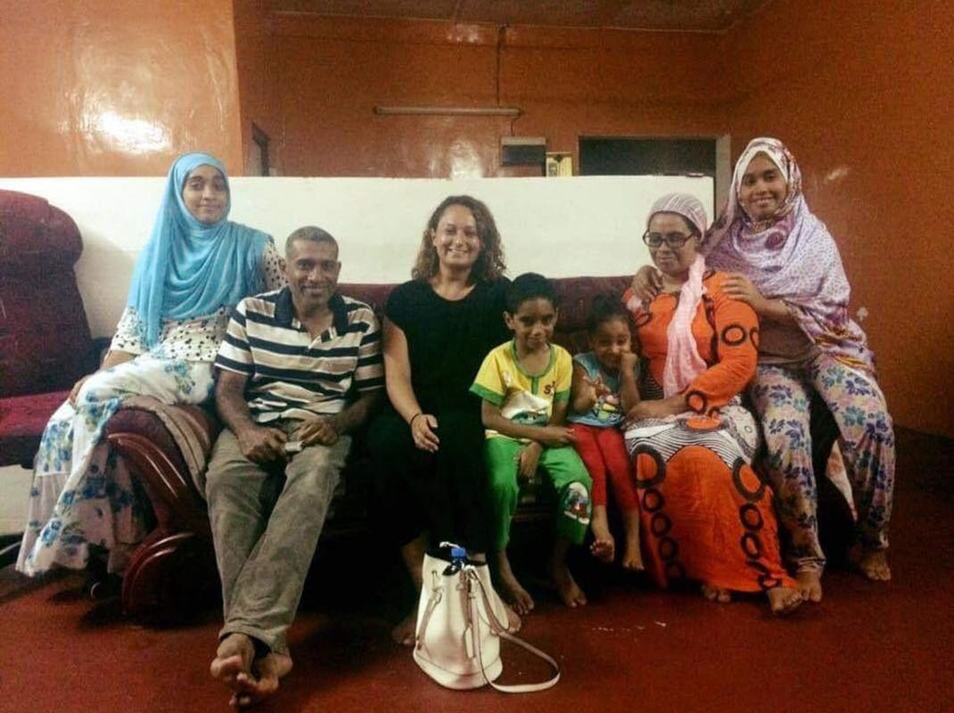Host family in Zanzibar, Intern Abroad HQ