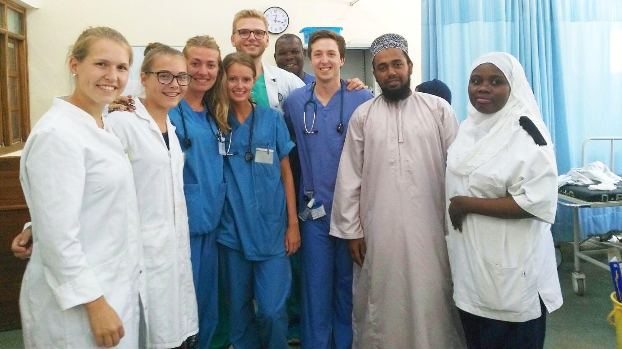 Medical Internships in Zanzibar
