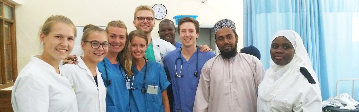 Medical Internships in Zanzibar