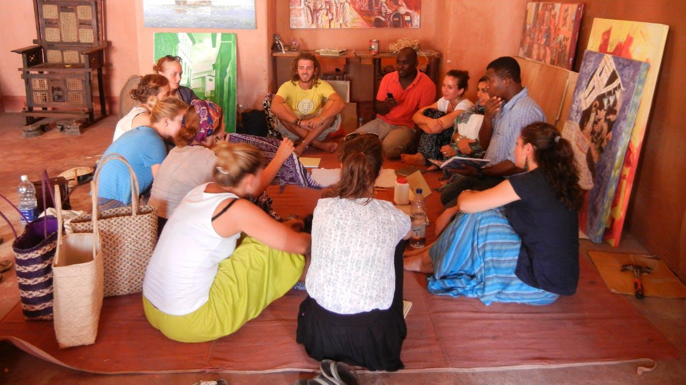 Cultural Arts Internships in Zanzibar