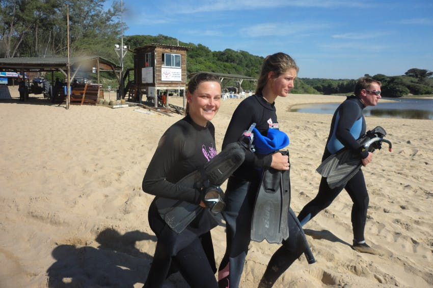 Marine Biology and Reef Conservation at Sodwana Bay
