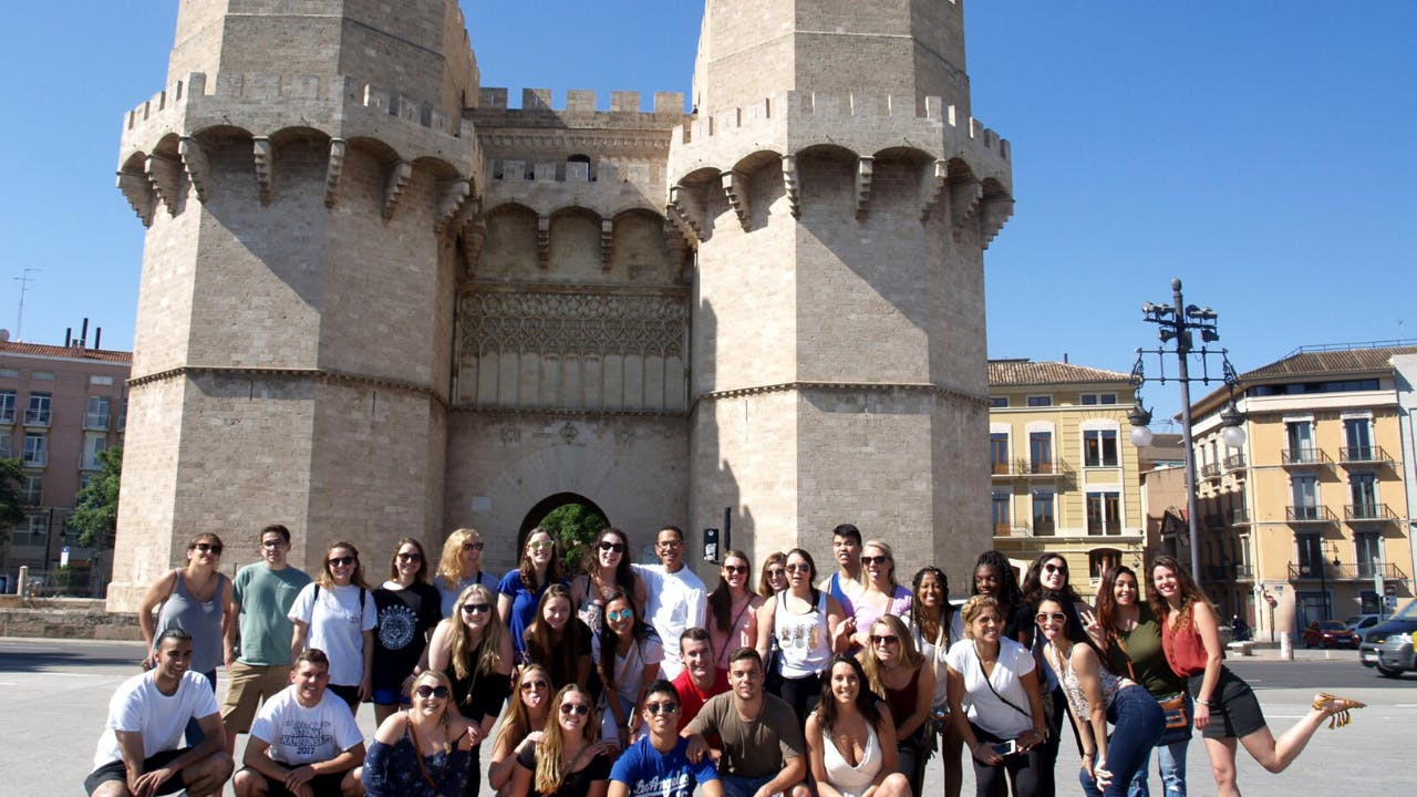Architecture remote internship out of Spain