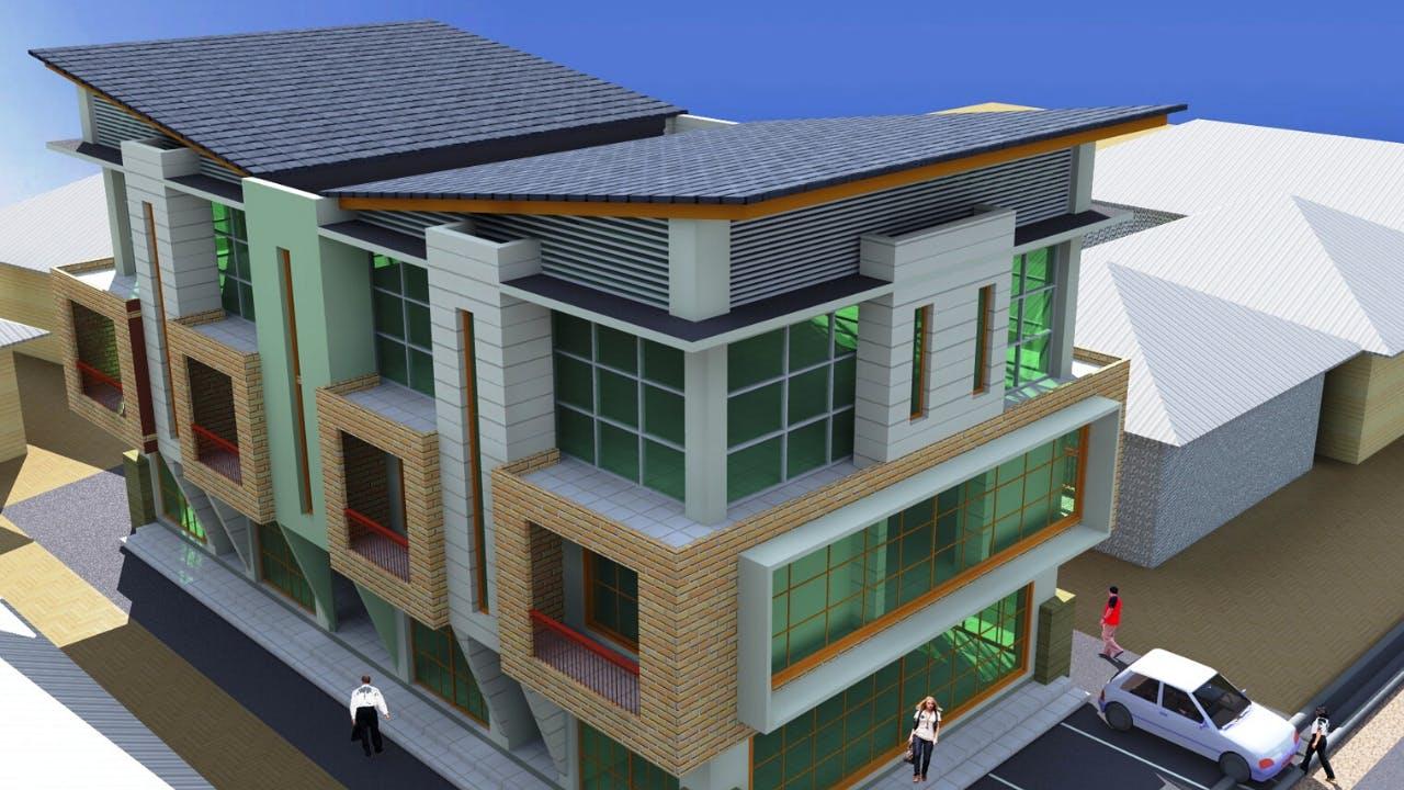 Architecture remote internships out of Tanzania