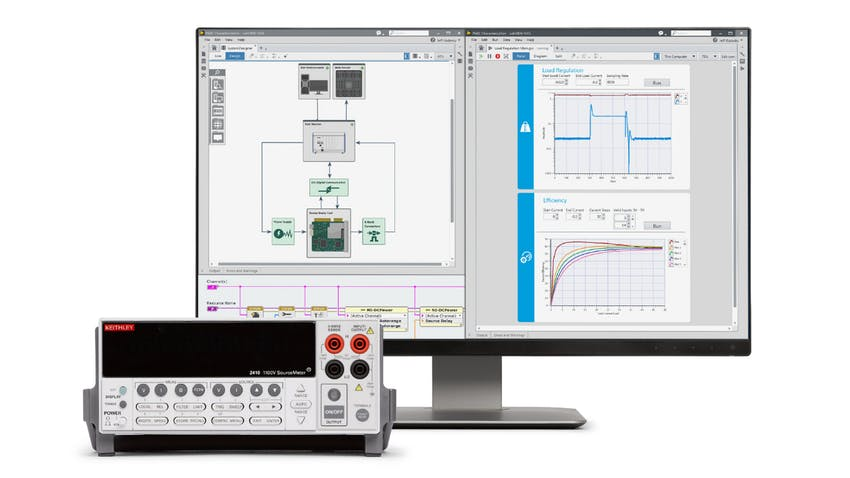 Remote Data Acquisition & Control Using LabVIEW - remote internships out of Bulgaria
