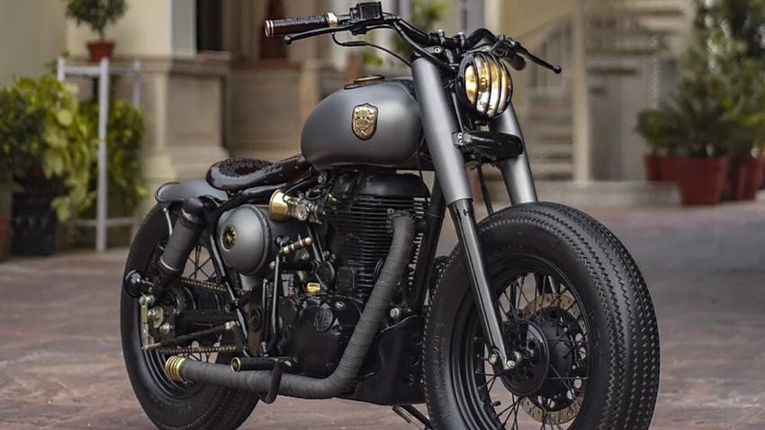Custom Motorcycle Product Design Remote Internships out of India