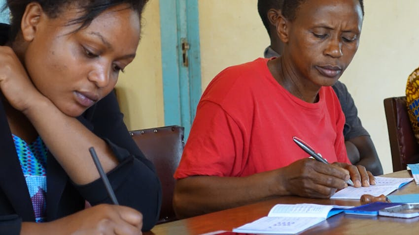 Social Work remote internships out of Tanzania