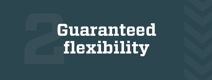 Flexible booking with Intern Abroad HQ: Guaranteed flexibility