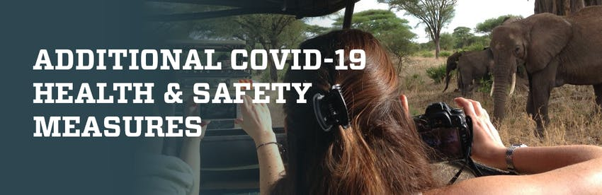 Additional Covid-19 health & safety measures with Intern Abroad HQ.