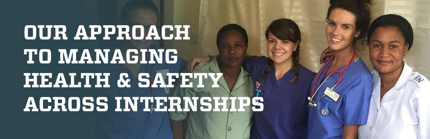 Intern Abroad HQ's approach to managing health & safety across programs.