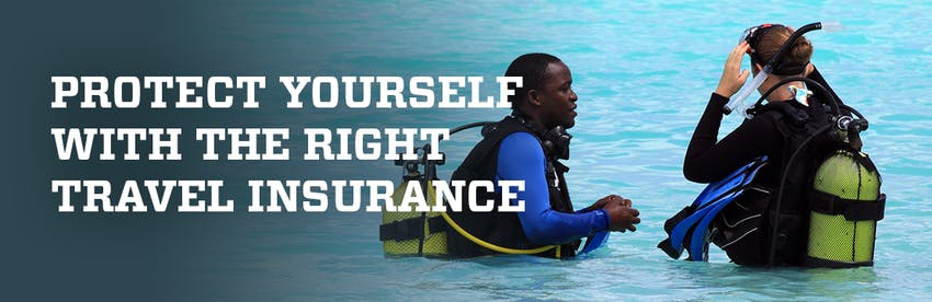 Protect yourself with the right travel insurance with Intern Abroad HQ.