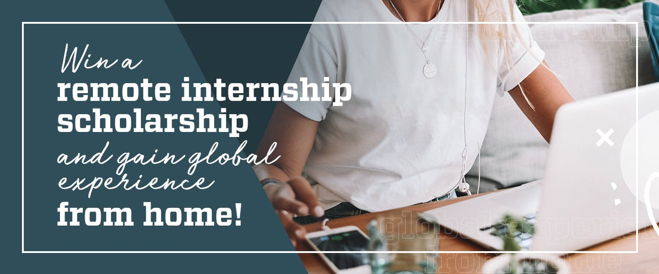 Win a remote internship of your choice with Intern Abroad HQ!